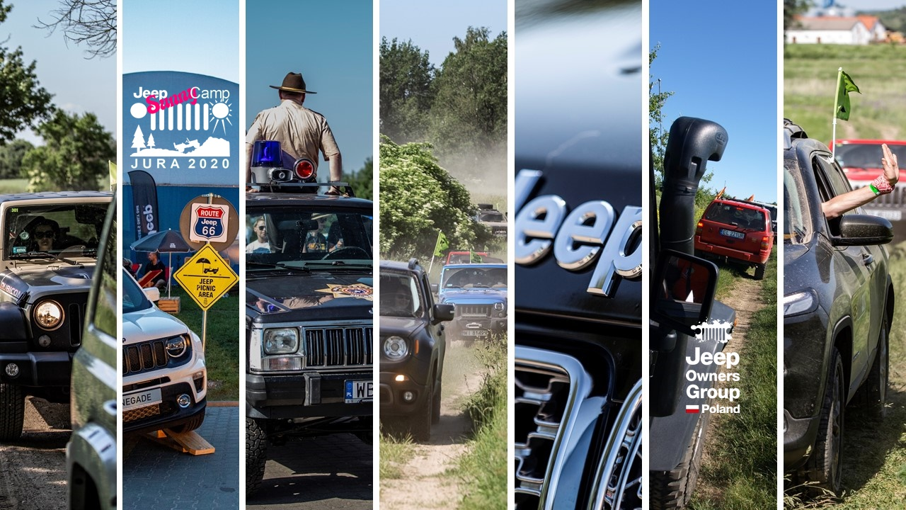 Jeep Sunny Camp